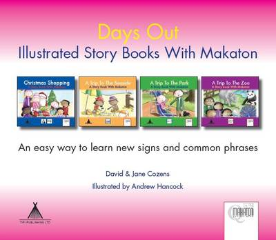 Days out Complete Series: Story Books with Makaton (Paperback)