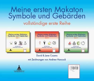 Meine Ersten Makaton Symbole und Gebarden: Vollstandige Erste Reihe No. 1: Vollstandige Erste Reihe - Meine Ersten Makaton Symbole und Gebarden (Paperback)