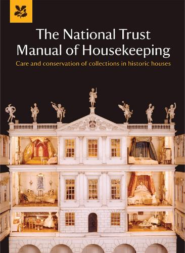 The National Trust Manual of Housekeeping - National Trust Home & Garden (Hardback)