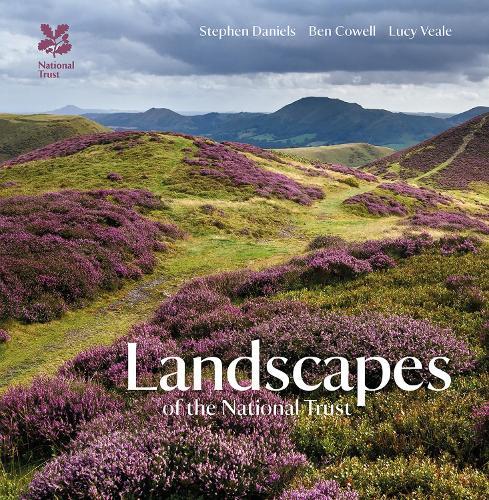 Landscapes of the National Trust - National Trust History & Heritage (Hardback)