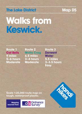 Walks from Keswick - Lake District No. 5 (Hardback)