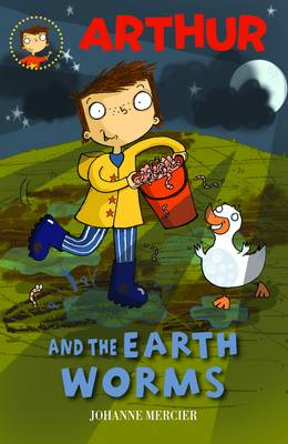 Arthur and the Earthworms - Arthur 2 (Paperback)