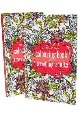The One And Only Coloring Book For Travelling Adults