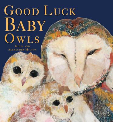 Good Luck Baby Owls (Hardback)