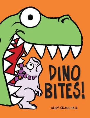 Dino Bites! (Hardback)