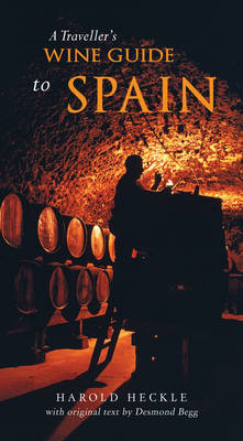 Traveller's Wine Guide to Spain - Wine Guide (Paperback)