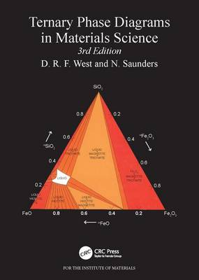 Ternary Phase Diagrams in Materials Science (Paperback)