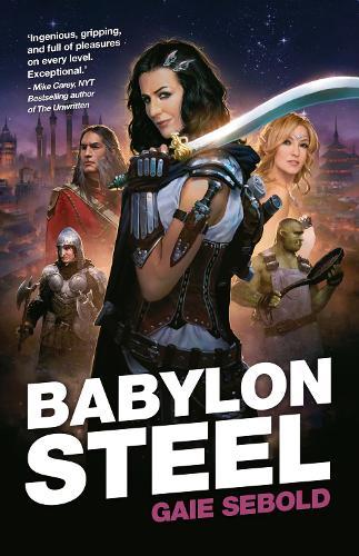 Babylon Steel: 1 (Paperback)