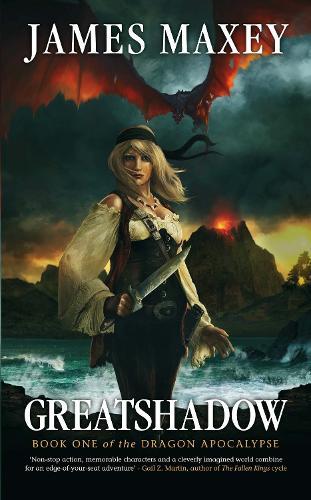 Greatshadow - Dragon Apocalypse 1 (Paperback)