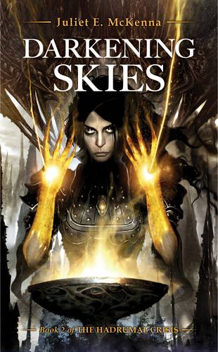 Darkening Skies - The Hadrumal Crisis 2 (Paperback)