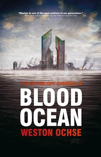 Blood Ocean - Afterblight Chronicles (Paperback)