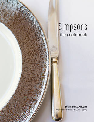 Simpsons The Cook Book (Hardback)