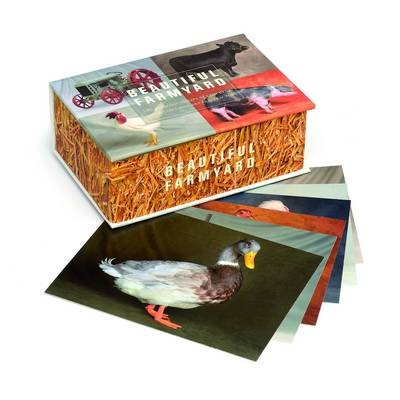 Beautiful Farmyard: 100 Gorgeous Portraits of Chickens, Cows, Ducks, Owls, Pigeons, Pigs, Rabbits, Sheep & Tractors