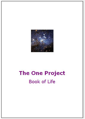 The One Project: Book of Life (Paperback)