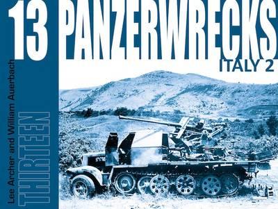 Panzerwrecks 13: Italy 2 (Paperback)