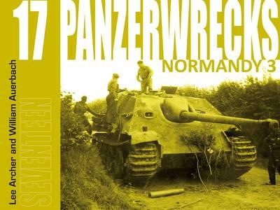 Panzerwrecks 17: Normandy 3 (Paperback)
