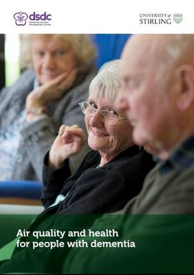 Air Quality and Health for People with Dementia (Paperback)