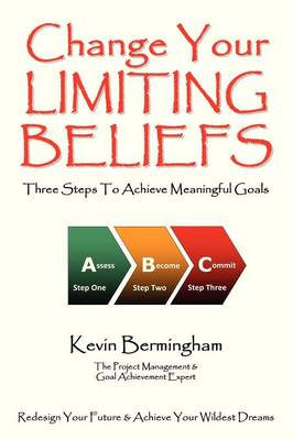 Change Your Limiting Beliefs: Three Steps to Achieve Meaningful Goals (Paperback)