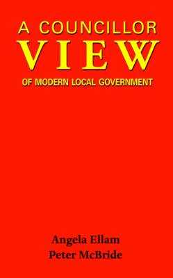 A Councillor View of Modern Local Government (Paperback)