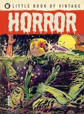 Little Book of Vintage Horror (Paperback)