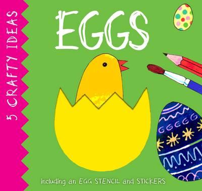 Eggs - Five Crafty Ideas 2