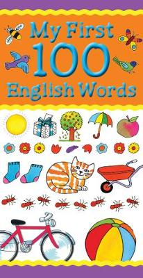 My First 100 English Words (Paperback)