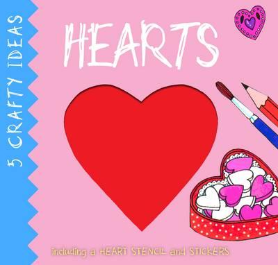 Hearts - Five Crafty Ideas 1
