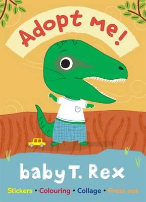 Baby T. Rex - Adopt Me! 2 (Paperback)