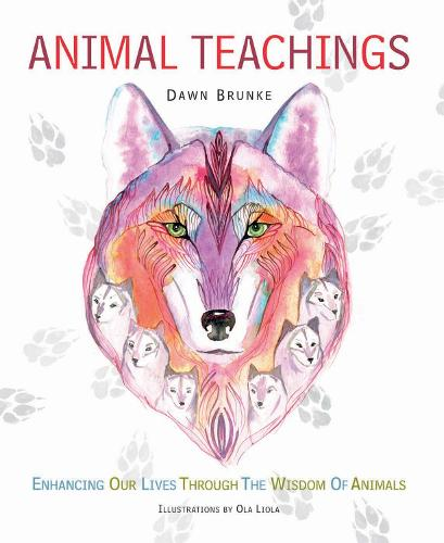 Animal Teachings: Enhancing Our Lives Through the Wisdom of Animals (Paperback)