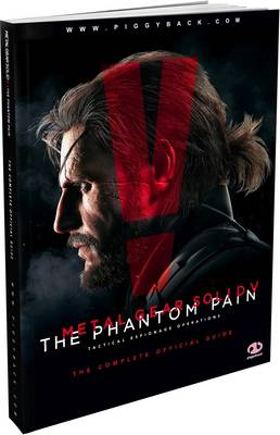 Metal Gear Solid V: The Phantom Pain, the Complete Official Guide (Paperback)
