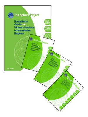 Humanitarian charter and minimum standards in humanitarian response Mixed Language Package: English and Spanish