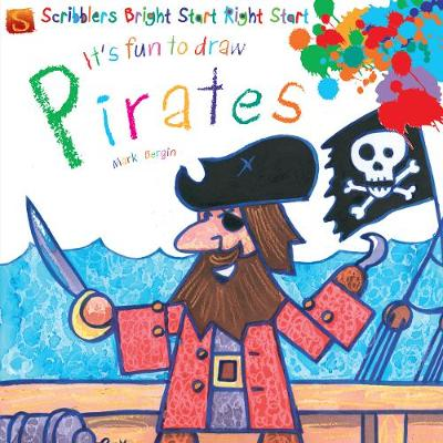 Pirates - It's Fun to Draw... (Paperback)