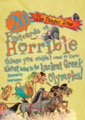 20 Things You Wouldn't Want to Know About Being in the Ancient Greek Olympics - The Danger Zone