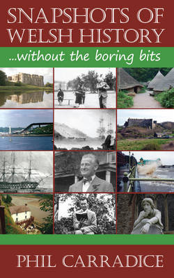 Snapshots of Welsh History: Without the Boring Bits (Paperback)