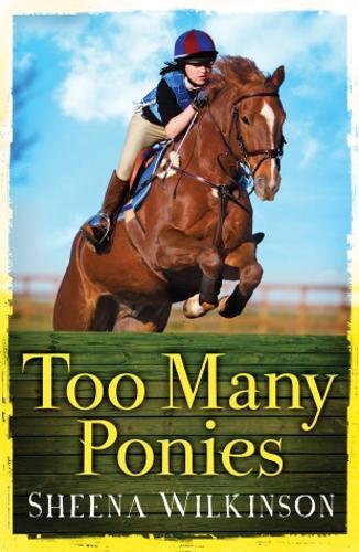 Too Many Ponies (Paperback)