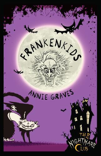 The Nightmare Club: Frankenkids (Paperback)