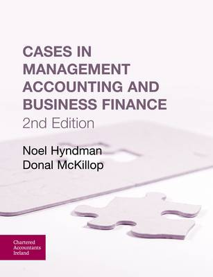 Cases in Management Accounting and Business Finance (Paperback)