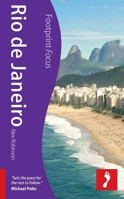 Rio De Janeiro Footprint Focus Guide - Footprint Focus Guide (Paperback)