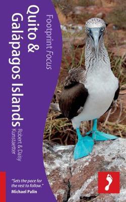 Quito & Galapagos Footprint Focus Guide - Footprint Focus Guide (Paperback)