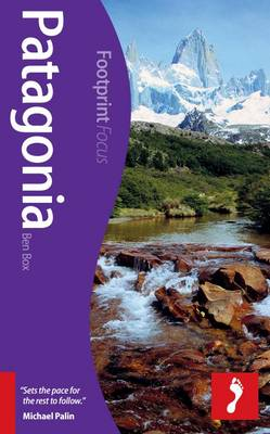 Patagonia Footprint Focus Guide - Footprint Focus Guide (Paperback)