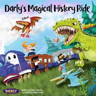 Darly's Magical History Ride (Paperback)