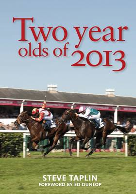 Two Year Olds of 2013 (Paperback)