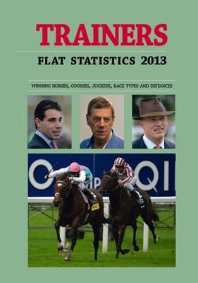 Trainers Flat Statistics 2013 (Paperback)