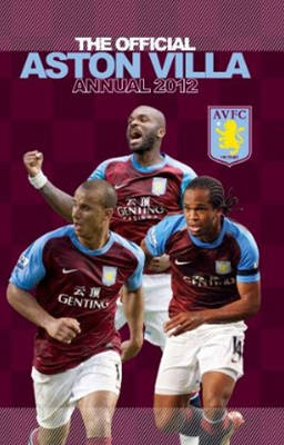 Official Aston Villa FC Annual 2012 (Hardback)