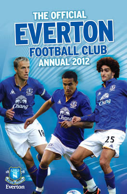 Official Everton FC Annual 2012 (Hardback)