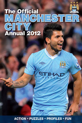 Official Manchester City FC Annual 2012 (Hardback)
