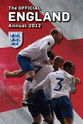 Official England FA Annual 2012 (Hardback)