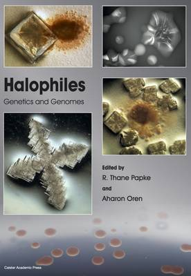 Halophiles: Genetics and Genomes (Hardback)