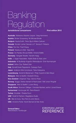 Banking Regulation (Hardback)