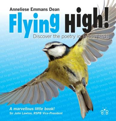 Flying High: Discover the Poetry in British Birds (Paperback)
